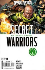 Secret Warriors #2 First 1st Print (2009) Marvel comic book